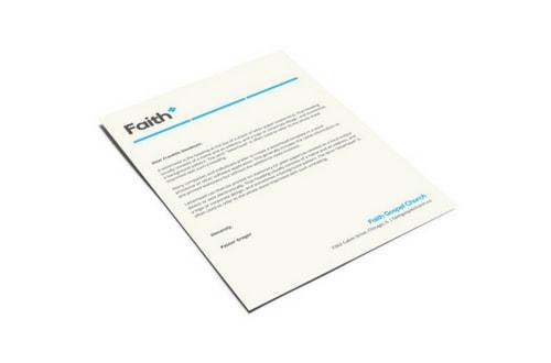 Letterhead Printing by perpriny