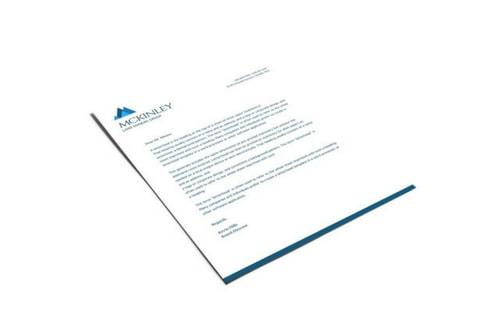 Letterhead Printings