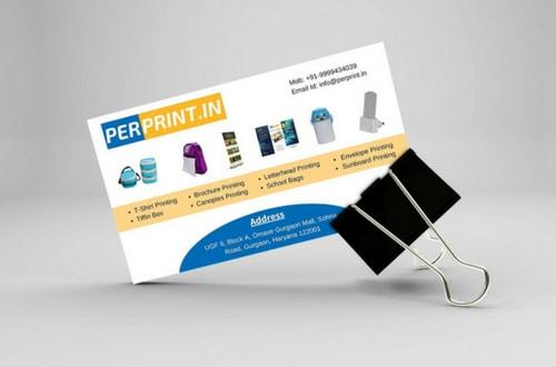 V-Card Printing